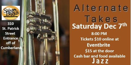 Alternate Takes Jazz Funk and Fusion tickets