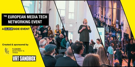 Slush Side Event: European Media Tech Ecosystem Networking Event  tickets