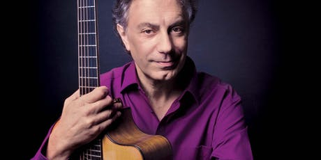 Pierre Bensusan: French guitarist, vocalist and composer tickets