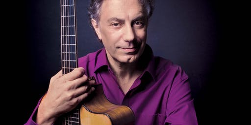 Pierre Bensusan: French guitarist, vocalist and composer