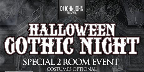 Halloween Gothic Night - A Latin Horror Party tickets