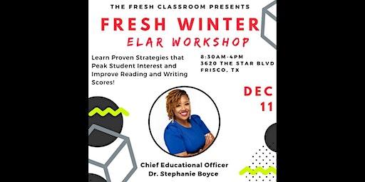 FRESH Winter ELAR Workshop