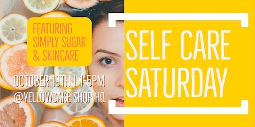 Self Care Saturday