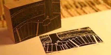 ::Intro to Printmaking:: (make your own journals with hand printed cover!) tickets