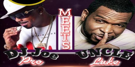Norfolk State Homecoming Uncle Luke Meets DJ Joe Pro 2k19 Bash tickets