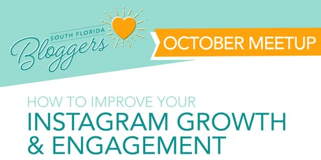 October South Florida Bloggers Meetup: Social Media Strategy tickets