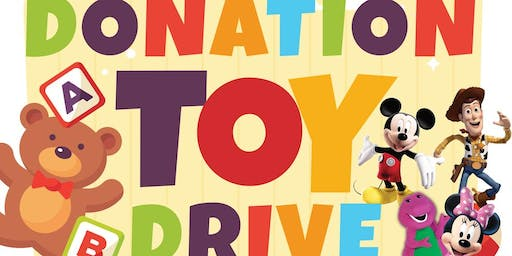 Support The Kids Christmas Donation Toy Drive Fundraiser - North Port, FL