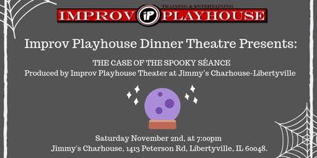 Halloween Murder Mystery: The Case of the Spooky Seance tickets