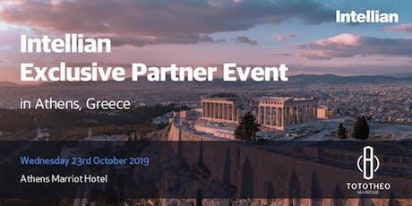 Intellian Exclusive Partner Event tickets