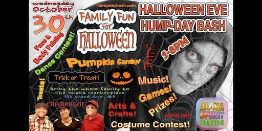 Halloween Eve Hump Day Bash!
