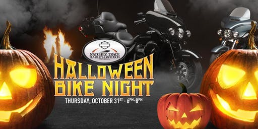 Halloween Bike Night