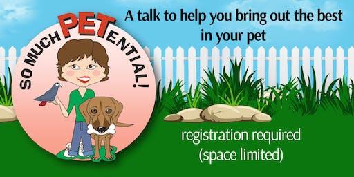 Wyoming - Oh Behave Talk on dog behavior