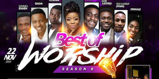 Best of Worship (BOW) 8