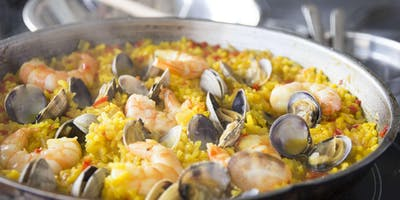 Paella and Tapas - Cooking Class by Cozymeal™