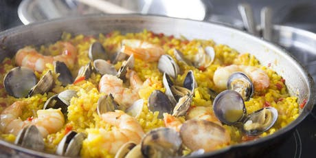 Paella and Tapas - Cooking Class by Cozymeal™ tickets