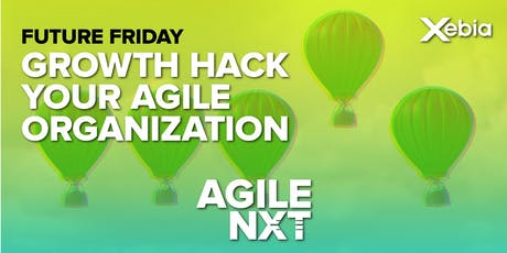 AGILE NXT Future Friday tickets