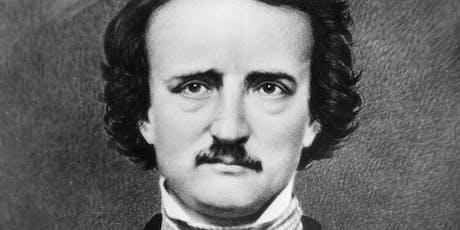 An Evening with Edgar Allen Poe tickets