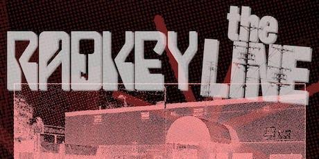 Radkey + The Line + Tijuana Knife Fight + Rats In The Louvre tickets