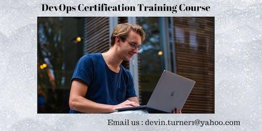 DevOps Exam Prep Course in Dolbeau, QC