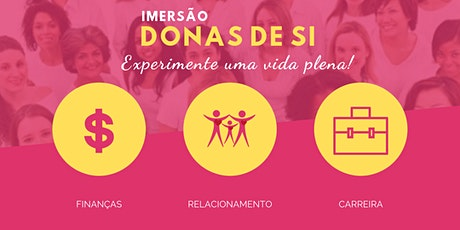 IMERSÃO DONAS DE SI ingressos