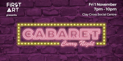 Cabaret Curry Night