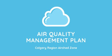 Air Quality Management Plan Update tickets