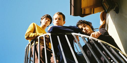 WALLOWS – Nothing Happens Tour 2020