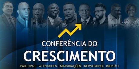 Conferência do Crescimento tickets