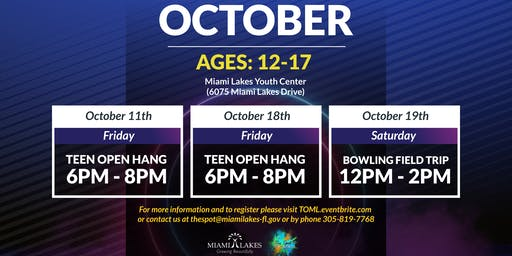 Teen Open Hang