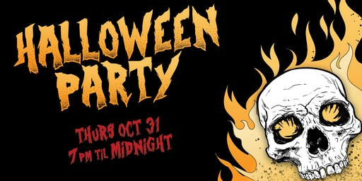 HALLOWEEN PARTY @ Nepenthe Brewing