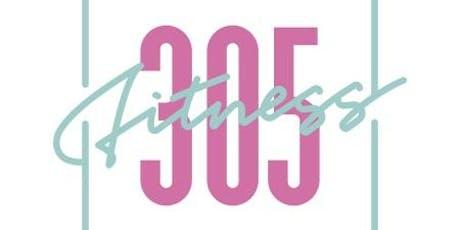 Cardio Class by 305 Fitness @ JackRabbit tickets