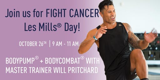 In-Shape FIGHT CANCER Les Mills Event - Capitola