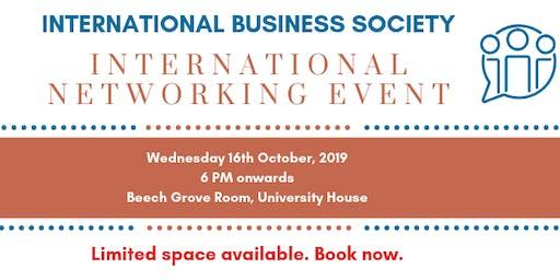 IBSoc - International Networking Event