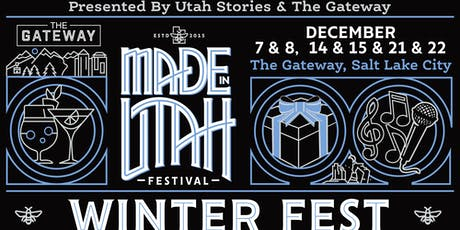 Made in Utah Winter Fest 2019 tickets