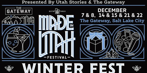 Made in Utah Winter Fest 2019