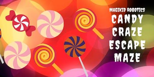 Candy Craze Escape Maze