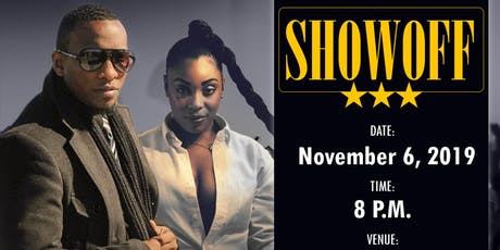 WEGO LIVE - SHOWOFF Poetry Event (Courtney Lynn) tickets