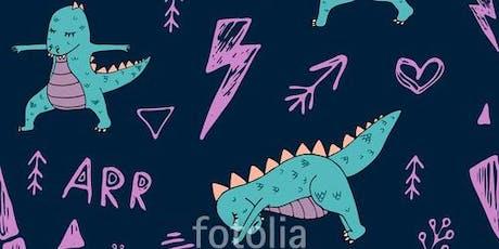 Dino-mite Family Fun Event tickets