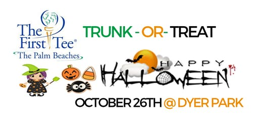 Trunk- or- Treat and Spooky Golf Day