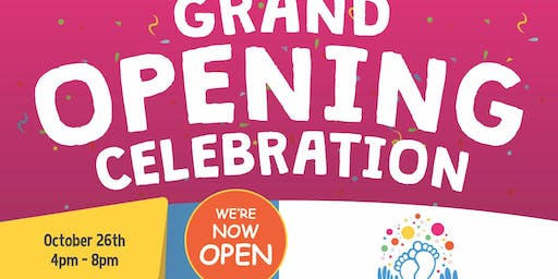Grand Opening Celebration and Fall Festival