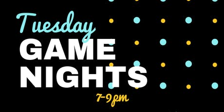 Tuesday Game Nights tickets