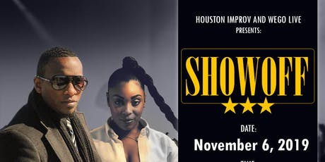 WEGO LIVE - SHOWOFF Poetry Event (Poetically Yours) tickets