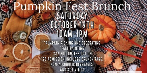Pumpkin Fest Brunch