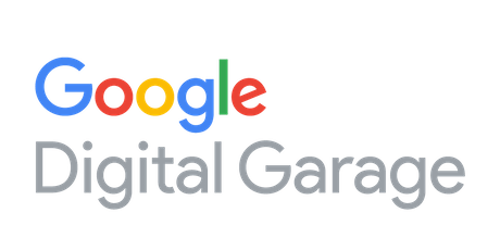 Google Digital Garage -  digital skills training tickets