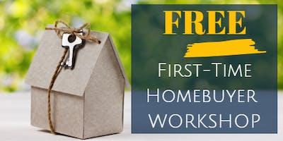 First-Time Homebuyer Workshop - Nov.21