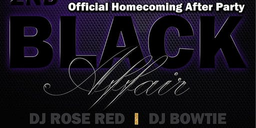 The Black Affair- The Official Grambling Homecoming After Party