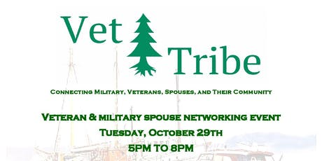October Military, Veteran, and Community Networking Event tickets