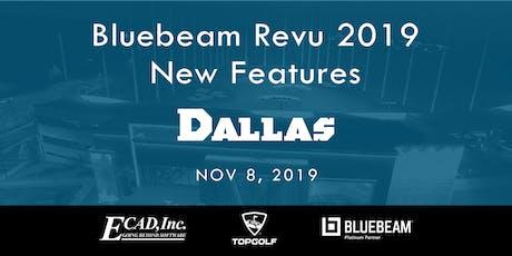 Bluebeam Revu 2019 Dallas tickets