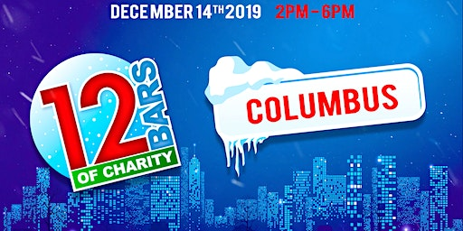 12 Bars of Charity - Columbus 2019