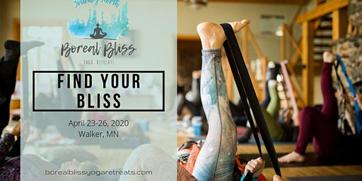 Find Your Bliss - Boreal Bliss Yoga Retreat